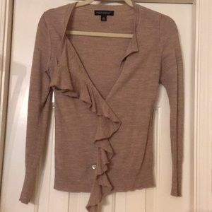 Banana Republic tan sweater